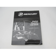 90-8M0057654 15 Mercury Mercruiser DTS 14 Pin Gen 1 Diagnostic Service Manual