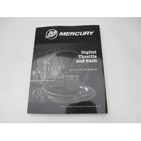 90-8M0101546 15 Mercury Mercruiser DTS 14 Pin Gen 1 Installation Service Manual