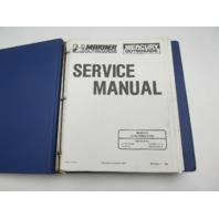 90-97658-3 488 Mercury Mariner Outboard Service Repair Manual V-135 thru V-225
