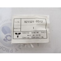 921521-0512 9215210512 Screw for Nissan/Tohatsu Outboards