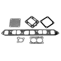 27-99777A1 EXHAUST MANIFOLD GASKET SET Mercruiser GM 153/181 CID 120 & 140HP