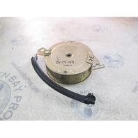 """B175-49 OMC Stringer Chevy V8 Bendix Zenith Flame Arrestor 5"""" Throat"""