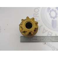 Replacement 9-Tooth Starter Drive Gear for OMC 50-60 HP 2-CYLINDER