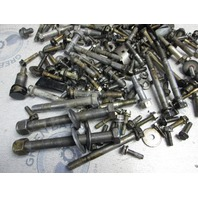 1998 Evinrude Johnson 50 Hp E50DTLECA Outboard Hardware Nuts Bolts Screws