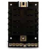 SIERRA FUSE BLOCK FOR ATO/ATC FUSES 10 Gang Fuse Block Bar