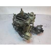 0985747 OMC Cobra Ford 2.3L Rochester 2 BBL Carburetor Carb