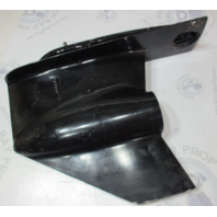 1656-8866A17 Mercruiser Bravo 1 Stern Drive Lower Unit Housing ONLY 1656-8865-C2