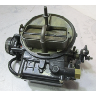 3858331 Volvo Penta SX & OMC Cobra 4.3L V6 Holley Carburetor 2 BBL