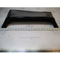 Bayliner Capri Upper Dash Panel Cover Sunshade Black Plastic