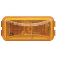 Boat Trailer Amber Side Marker Mini Light