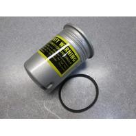 0981911 981911 Fuel Filter Canister & Gasket OMC Stringer 200-260 HP,  3.8-5.7L