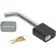 """RL63 Fulton Trailer Hitch & Receiver Lock, 5/8"""" Pin"""