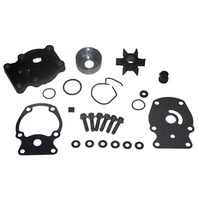 18-3382 46-02857 393630 Water Pump Kit w/Housing for Evinrude Johnson Outboards
