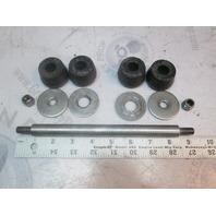 "17-99207 Rear Anchor Pin Assembly Fits Mercruiser Alpha One 9 3/16""L 3/8"" X 24"