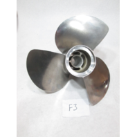 3857559 Volvo Penta Stainless Steel Duo Prop Type F F3 Front 3 Blade LH