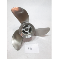 3851476 Volvo Penta Stainless Steel Duo Prop Type F F6 Rear 3 Blade RH