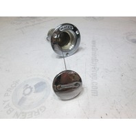 2000 Chaparral Signature 240 Stainless Marine Water Boat Filler Cap & Tube