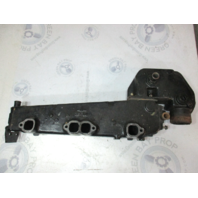 76351A1 Mercruiser Stern Drive V8 Exhaust Elbow Riser & Manifold STBD 77235A2