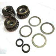 43-840898A3 Mercruiser Bravo XR Upper Unit Gear Set, Straight 19:16 XR 2000 & Up