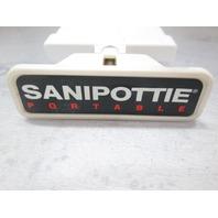 239064 Sealand Sanipottie 960 White Slide Valve Assembly