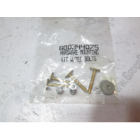 600344075 Sealand VacuFlush Toilet Mounting Hardware