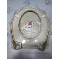385311383 Dometic/Sealand Masterflush 4800/8600/8900 Bone Toilet Seat And Cover
