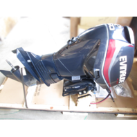 BRAND NEW 2015 Evinrude E-Tec 60HP E60DPLAF Outboard W/ Control & Systems Check Gauge