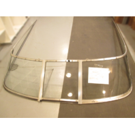2005 Glastron GS219 22' Boat Curved Glass Walk Through Windshield
