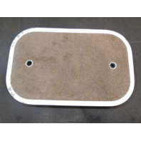 2005 Glastron GS 219 Boat Carpeted Cuddy Cabin Storage Hatch Cover