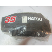 309S67003-4 STBD Right Side Motor Cover Cowling 3.5 Hp Tohatsu 2-Stroke Outboard