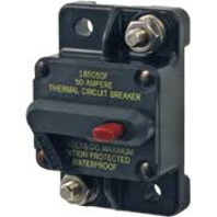185 SERIES 7114 Blue Sea Systems CIRCUIT BREAKER, SURFACE MOUNT-80A