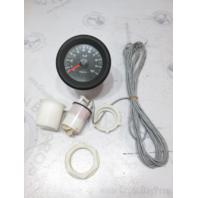 U25K Electro Marine Systems Speedometer Kit W/ Red Thru-Hull Transducer