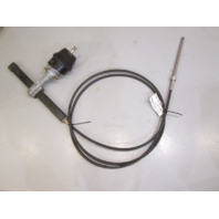 Teleflex 16' Boat Rack Steering Cable SSC13416 And Tilt Helm