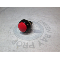 P3-D000037 OTTO Red Marine Boat Horn Button Momentary On Push Button Switch