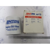 Model ASF-42 ASF42 AMSOIL Engine Oil Filter