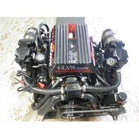 Mercruiser Alpha One 4.3 Vortech Engine V6 GM Motor Complete Plug N Go