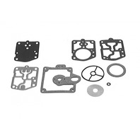 1399-8154 Mercury 18 25 HP Outboard Carburetor Gasket & Diaphragm Kit