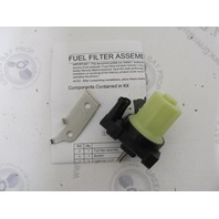 35-8M0063726 Mercury Mariner 30-60 HP Outboard Fuel Filter & Bracket