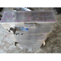 "Aluminum Marine Boat Gas Tank Fuel Cell 27 Gallon 45"" x 21"" x 6.5"""