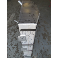 "Aluminum Marine Boat Gas Tank Fuel Cell 34 Gallon 40.5"" x 26"" x 8.5"""