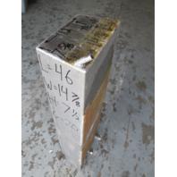 Aluminum Boat Gas Tank 20 Gallon 46 x 14 7/8 x 7.5 Inch