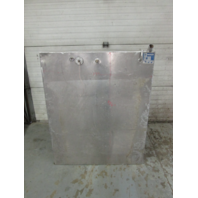 "Aluminum Boat Gas Tank 54 Gallon 48 1/4"" x 39"" x 9"""