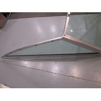 1978 Dolphin Seatrek  22' Boat Walk Through Windshield Window Glass Tinted