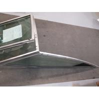 1983 Sea Ray 192 Boat Walk Through Windshield Window Glass Tinted