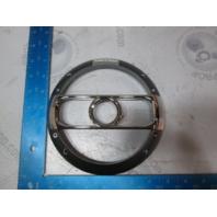 Rockford Fosgate Marine Chrome Plastic Speaker Cover Grill