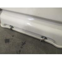 1998 Sea Ray Signature 230 Boat White Fiberglass Engine Cover