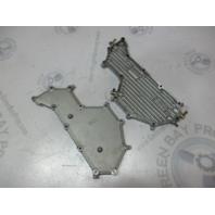 6CB-15421-10-00 Yamaha 225 250 300 HP Crank Case Cover Set 2006+ 6CB-15411-00-00