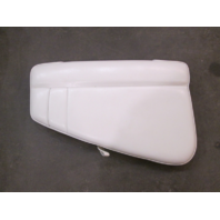 1995 Celebrity 180 Boat Left Port Bow Seat Cushion White