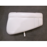 1995 Celebrity 180 Boat Right STBD Bow Seat Cushion White