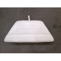1995 Celebrity 180 Boat Front Bow Seat Cushion White
